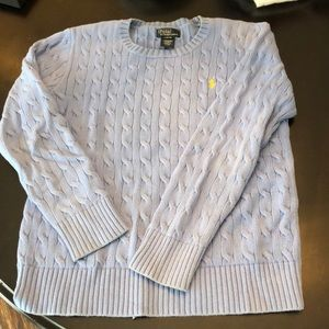 Cable knit Ralph Lauren Sweater
